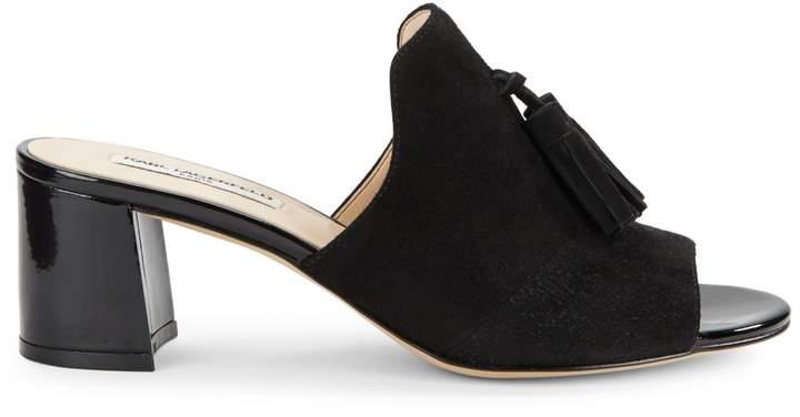 e682f6ae9c7 Hettie Suede Sandal Heels