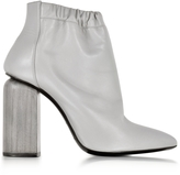 Pierre Hardy Flex Grey Leather Ankle Boot