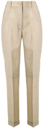 Jacquemus High-Waisted Chinos