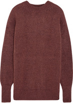 Tibi Knitted Sweater - Brown