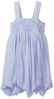 Mimi & Maggie Twirling Flowers Dress (Toddler, Little Girls, & Big Girls)