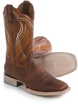 """Ariat Mecate Cowboy Boots - 12"""", Wide Square Toe (For Men)"""