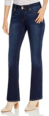 Jag Jeans Gloria Flare Jeans in Baltic Blue