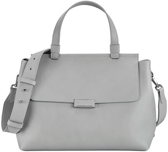 GiGi New York Hope Medium Leather Satchel Bag