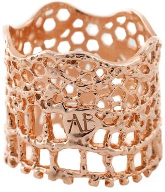 Aurélie Bidermann 'Vintage Lace' ring