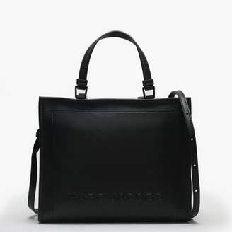 Marc Jacobs Box Black Leather Shopper Bag