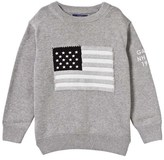 Gant Grey US Flag Sweater