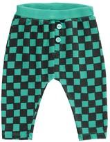 Bobo Choses Checked Organic Cotton Sirwal Pants