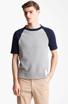 Thom Browne Short Sleeve Crewneck Sweatshirt