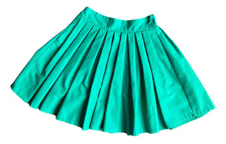 Dixie Green Polyester Skirts