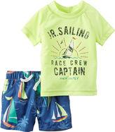 Carter's Rash Guard Set - Baby