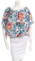 Elizabeth and James Vanessa Silk Blouse w/ Tags