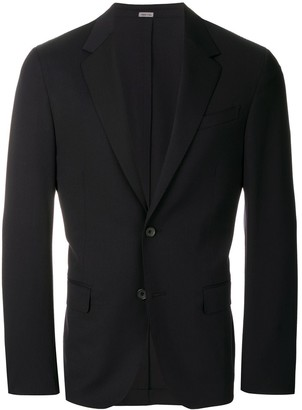 Lanvin Classic Single-Breasted Blazer