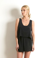 Merritt Charles Shiloh Dress - Black Silk Dress