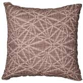 LOMBOK Netral Square Cushion In Fawn