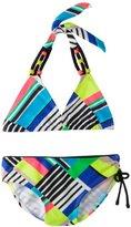 Gossip Girl Girls 7-16 Color Pops Two Piece Bikini