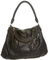 Sienna Ray & Co Katie Pleated Convertible Hobo