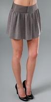 IRO Textured Miniskirt