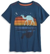 Tea Collection Toddler Boy's Uluru Camel Graphic T-Shirt