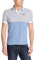 U.S. Polo Assn. Men's Slim Fit Jersey Pocket Polo Shirt