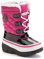 totes Sophie Girls' Duck Boots