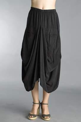 Tempo Paris Tencel Bubble Skirt