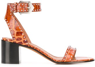 Givenchy Stud-Embellished Sandals
