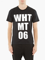 White Mountaineering Wht T-shirt