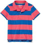 Arizona Short-Sleeve Polo - Toddler Boys 2t-5t