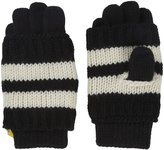 Peace of Cake Whats My Line 2N1 Glove - Black-Large
