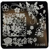 Willtoo 2016 Hot Sell Pattern DIY Nail Art Image Stamp Stamping Plates Manicure Template 05