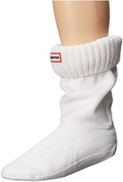 Hunter Half Cardigan Boot Sock - Short