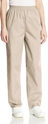 Cherokee Women's Workwear Scrubs Pull-On Cargo Pant (Size 2X-5X)