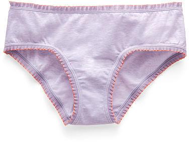 Victoria's Secret Cotton Lingerie Hiphugger Panty