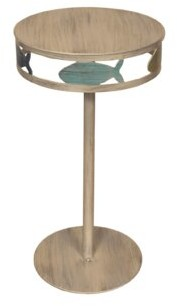 Highland Dunes Valliere End Table