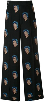 Undercover Bowie trousers