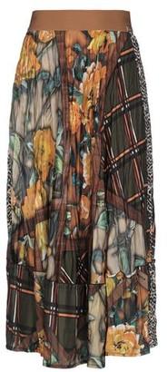 MARKUP 3/4 length skirt
