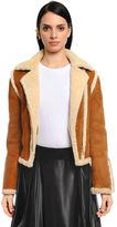 J.W.Anderson Shearling Leather Jacket