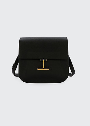 Tom Ford Small Tara Grain Calf Shoulder Bag