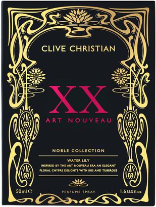 Clive Christian 1.7 oz. Noble Collection XX Art Nouveau: Water Lily Feminine