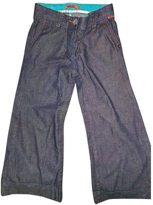 Missoni Blue Denim - Jeans Trousers