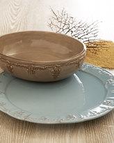 Horchow Fleur-De-Lis Platter