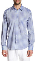Toscano Plaid Regular Fit Shirt