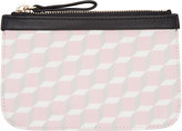 Pierre Hardy Ssense Exclusive Pink Small Cube Pouch