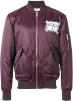 Versus Zayn X padded bomber jacket - men - Polyamide/Polyester/Acetate - 46