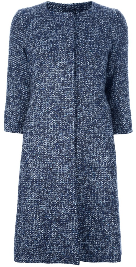 Max Mara Studio Tweed coat