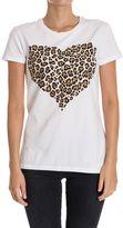 Twin-Set Cotton Blend T-shirt