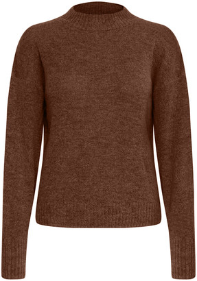 Ichi Amara Gingerbread Pull Over Jumper - small