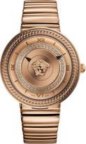 Versace Quartz gold dial bracelet strap