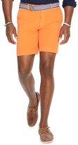 Polo Ralph Lauren Straight Fit Pima Cotton Shorts